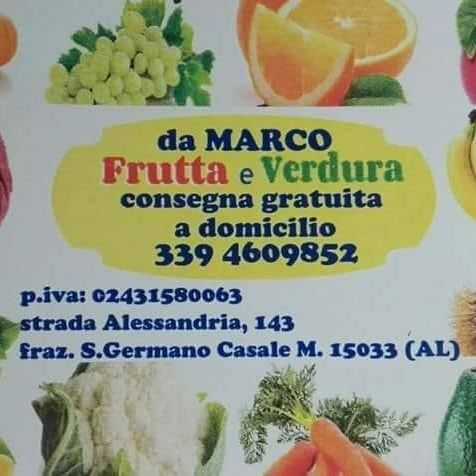 Marco Orsogna Frutta e Verdura