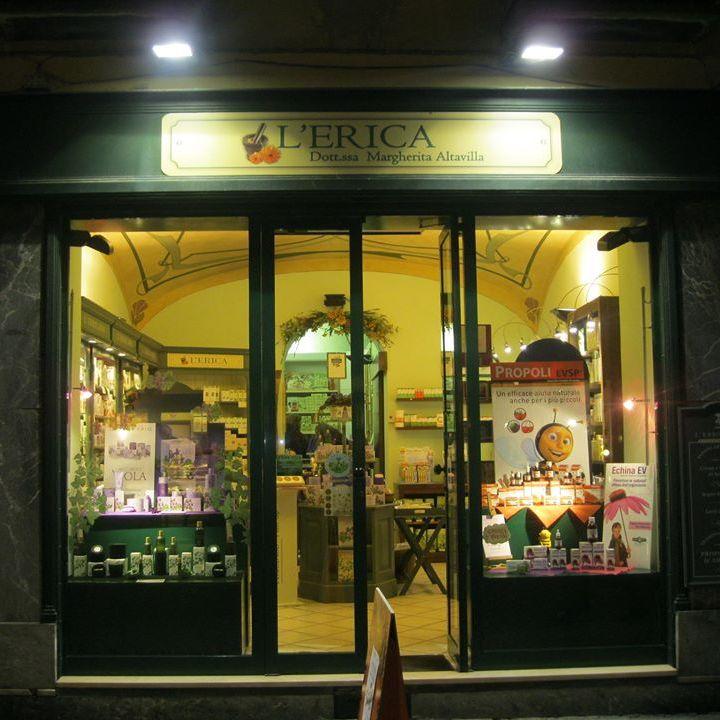 Erboristeria L'Erica - Dott.ssa Margherita Altavilla