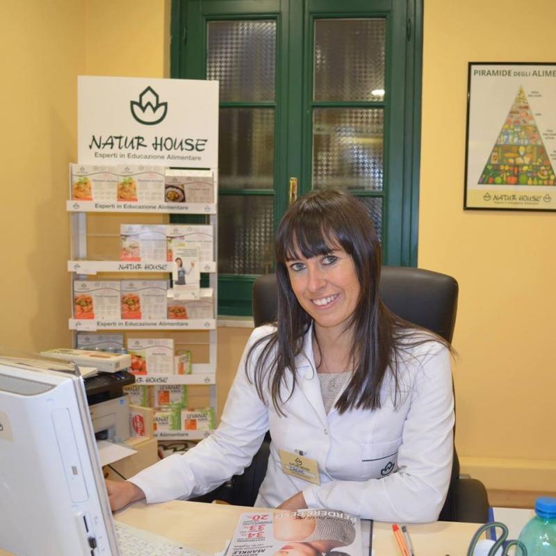 Naturhouse Novi Ligure dott.ssa Irene Cocco
