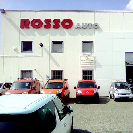 Rosso Auto Snc